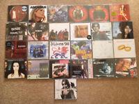 272 CD singles - Job lot