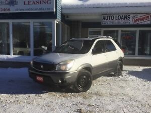 2005 Buick Rendezvous CX All-wheel Drive