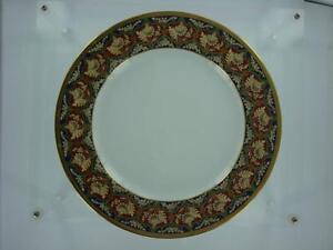 Christian-Dior-Fine-China-Tabriz-11-Dinner-Plates