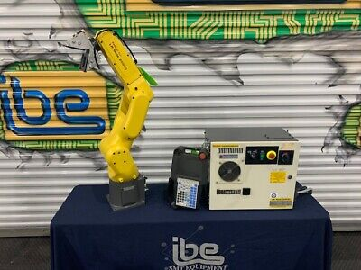2013 Vintage Fanuc Lr Mate 200id Robot System W R-30ib Mate Pendant