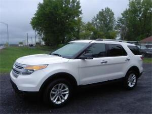 2013 Ford Explorer XLT, AWD, 7 places, Bancs chauffants