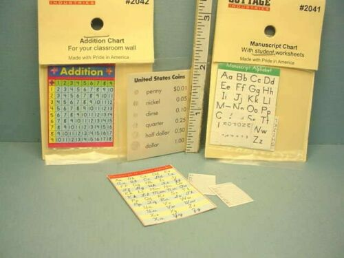 Miniature School Room Charts Various Suppliers