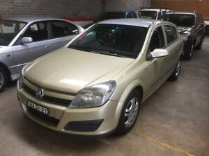 2005 Holden Astra AH MY06 CD Champagne 5 Speed Manual Hatchback Five Dock Canada Bay Area Preview
