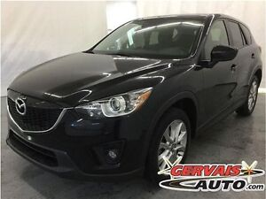 Mazda CX-5 GT AWD Navigation Bose Cuir Toit Ouvrant MAGS 2014