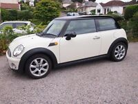 Mini Cooper, Low Mileage, 3DR, Auto, Petrol, Great Condition, Serviced & MOT'd . 1 owner since new