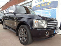 Land Rover Range Rover 4.4 V8 auto 2003 Vogue 4x4 Nav Leather P/X
