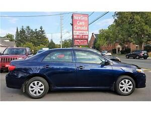 2011 Toyota Corolla   Easy Car Loan Available for Any Credit
