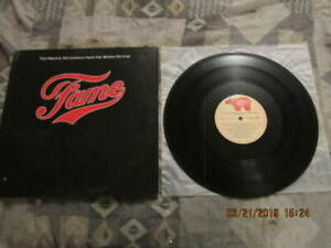 FAME Soundtrack - Album / Record / LP
