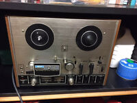 Akai 4000 DS reel to reel tape recorder £150