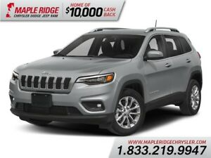 2019 Jeep Cherokee Trailhawk 4x4