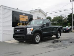 2011 Ford F-250 TRUCK REG CAB SUPER DUTY 4X2 6.2 L
