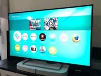 """Panasonic 55"""" 4k smart tv"""