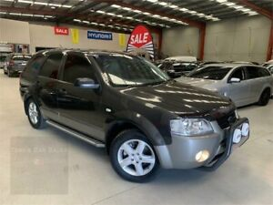 2007 Ford Territory SY TS Grey 4 Speed Sports Automatic Wagon Laverton North Wyndham Area Preview