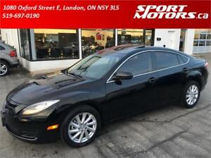 2013 Mazda6 GS SPORT! 2 New Tires & Brakes! A/C! Rust Proofed!