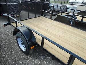 6x10 Utility Trailer: 36 mon. payment plan available! Kitchener / Waterloo Kitchener Area image 4