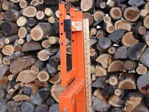 Remington Smart Holder SawBuck wood logs