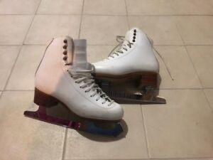 Girls Jackson Figure Skates For Sale - Size 4 1/2 C
