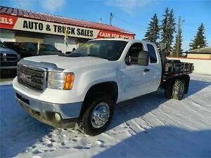2011 GMC Sierra 3500HD 3500 1 TON 4X4/READY TOO GO /INSPECTED