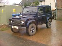 Land Rover Defender 90 TD5 2002