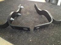 New Rear Bumper Brackets