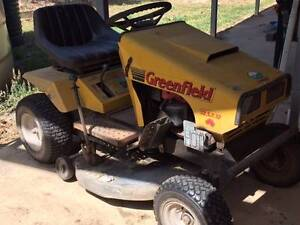 GREENFIELD RIDE ON MOWER Cooroibah Noosa Area Preview