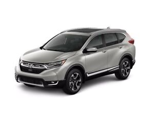2018 Honda CR-V Touring 4dr All-wheel Drive
