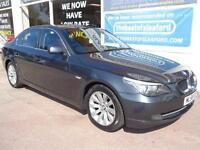 2008 BMW 520 2.0TD d SE FINANCE WELCOME