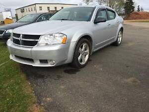 SOLD! SOLD! SOLD! 2008 Dodge Avenger SXT Sedan