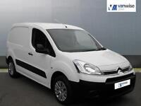 2013 Citroen Berlingo 625 X L1 HDI Diesel white Manual