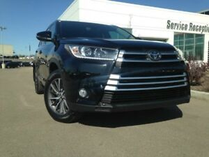 2017 Toyota Highlander XLE V6 AWD Navigation, Backup Camera, Sun
