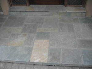 Natural stone tiles 18x18