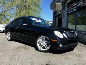 2007 MERCEDES-BENZ E63 AMG GPS TOIT PANORAMIQUE