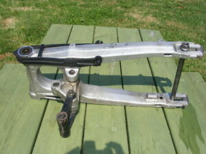 REAR SWING ARM,  LINK & AXLE  '84-'86 500 Interceptor