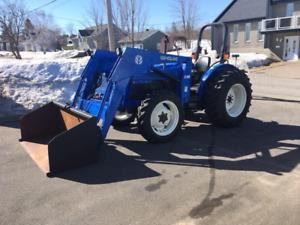 Tracteur New Holland TN55