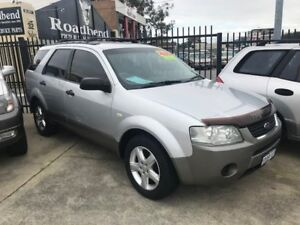 2005 Ford Territory SY TS Grey 4 Speed Sports Automatic Wagon Welshpool Canning Area Preview