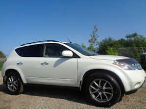 2003 NISSAN MURANO SE-AWD-NAVI-LEATHER-SUNROOF-CLEAN-SMOOTH RIDE