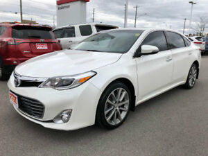 2014 Toyota Avalon XLE ONE OWNER+DEALER SERVICED!