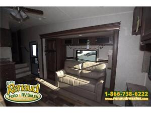 NEW 2016 Forest River Flagstaff Super Lite 526 RLWS 5th Wheel Windsor Region Ontario image 17
