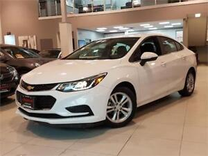 2017 Chevrolet Cruze LT-AUTO-CAMERA-HEATED SEATS-ONLY 67KM
