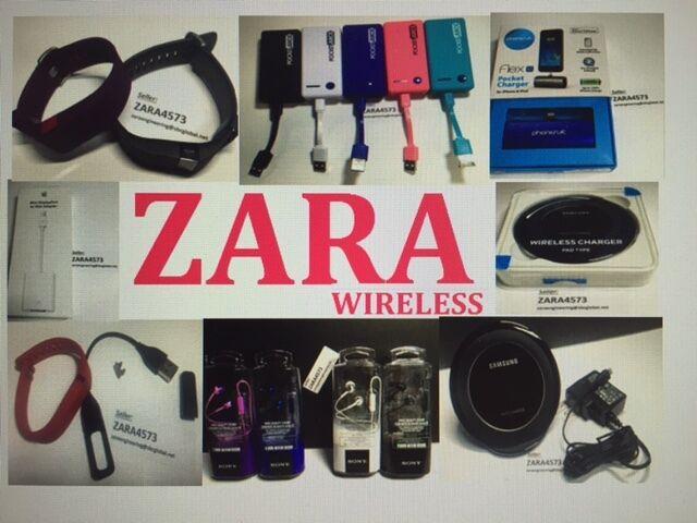 ZARA WIRELESS ACCESSORIES