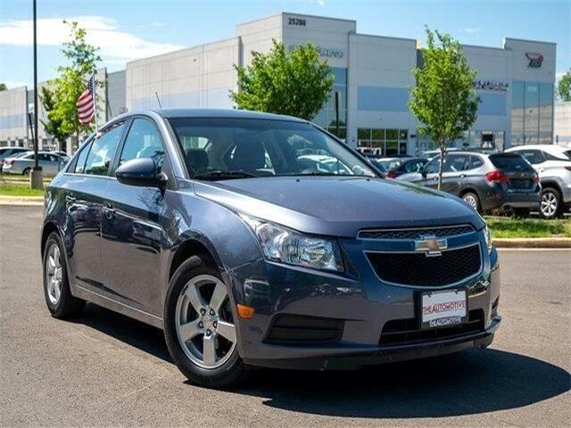 Chevrolet Cruze 2014 For Sale Exterior Color