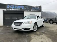 2012 Chrysler 200 WARRANTY INCLUDED Kamloops British Columbia Preview