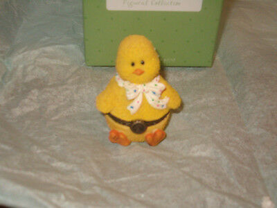 Boyds Bears Treasure Box Lily's Chick 1st Edition