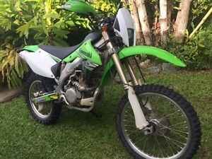 2009 Kawasaki KLX450R Enduro Bardon Brisbane North West Preview