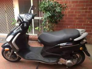 Great Piaggio scooter 150cc Fly
