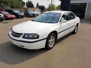 2004 Chevrolet Impala Only 133048 km, Accident Free
