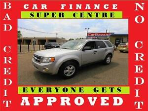 2008 Ford Escape XLT 4 Cylinder 4X4 Financing available