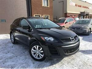 MAZDA CX-7 GT 2010 AUTO/ AWD / TOIT OUVRANT/ CUIR !!