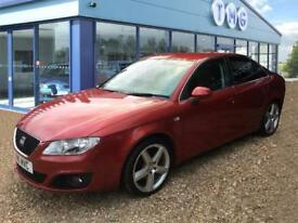 2011 SEAT EXEO 2.0 TDI CR Sport Tech [143], FULL LEATHER and SAT NAV