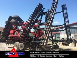 2013 Case IH True Tandem 330 Turbo Vertical Tillag